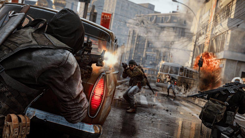 Armas de la Guerra Fría de Black Ops - Armas secundarias