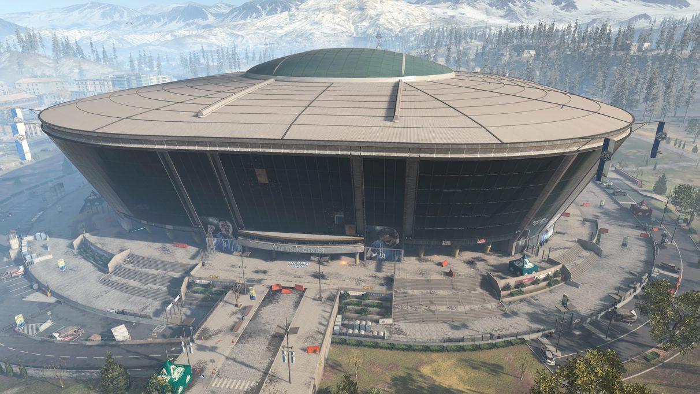 Búnker del estadio Warzone