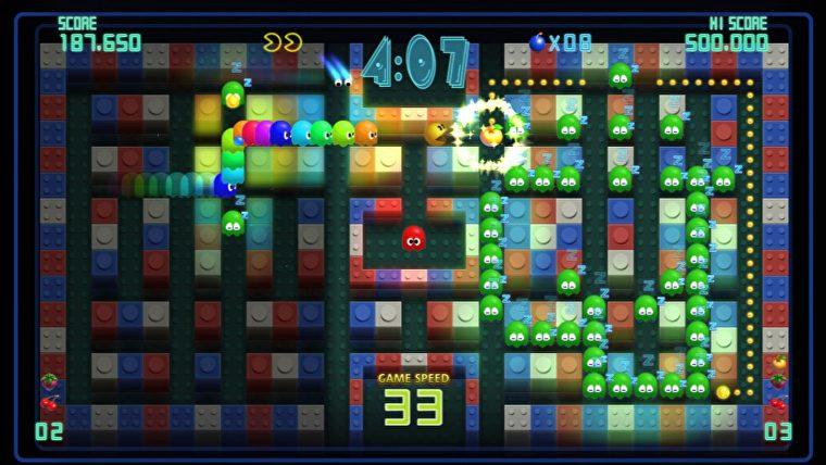Edición Campeonato Pac-Man DX +
