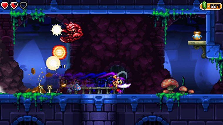 Shantae y la maldición del pirata