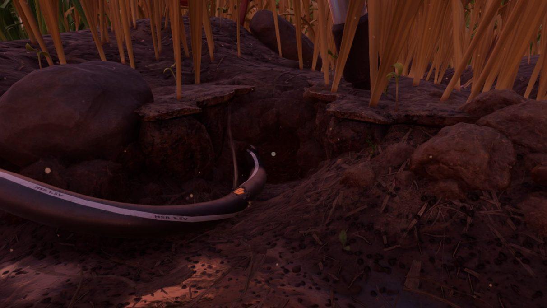 La primera cueva de cuarcita está custodiada por ácaros del césped.