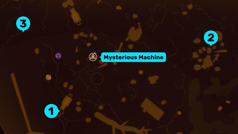 Aquí están las tres ubicaciones de cuarcita puesta a tierra que hemos descubierto hasta ahora.