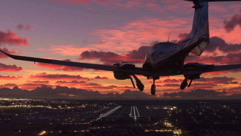 Si ingresa las coordenadas para una ubicación de salida en Flight Simulator 2020, el juego comenzará a volar por encima de ese punto en la Tierra.