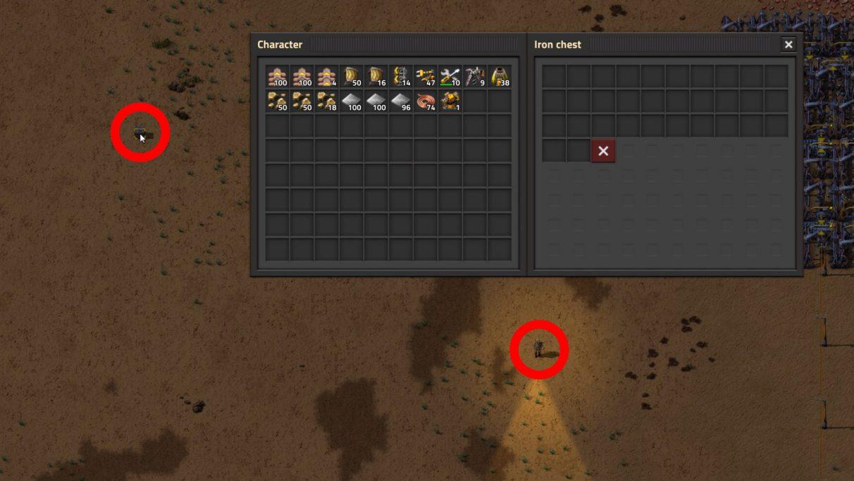 Long Reach permite a los jugadores interactuar con cualquier cosa que puedan ver, independientemente de su distancia.