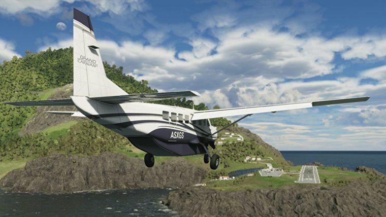 Puede visitar fácilmente cualquier ubicación exacta de la Tierra en Microsoft Flight Simulator 2020 siempre que tenga las coordenadas correspondientes.