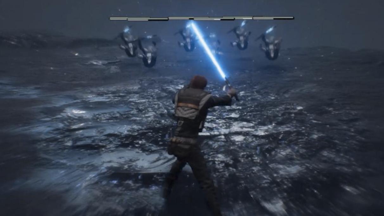 Guía de Star Wars Jedi: Fallen Order Force Powers - Force Push