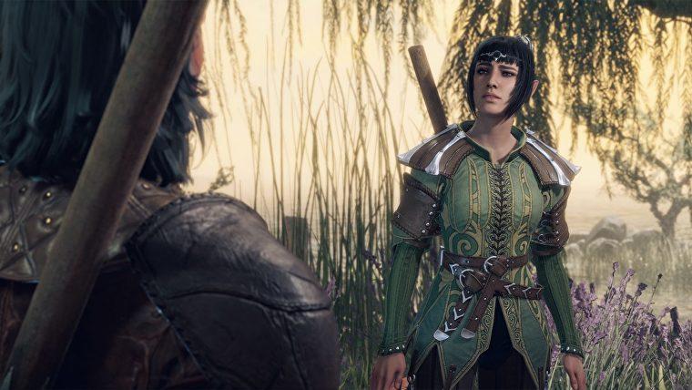 Shadowheart en Baldur's Gate 3