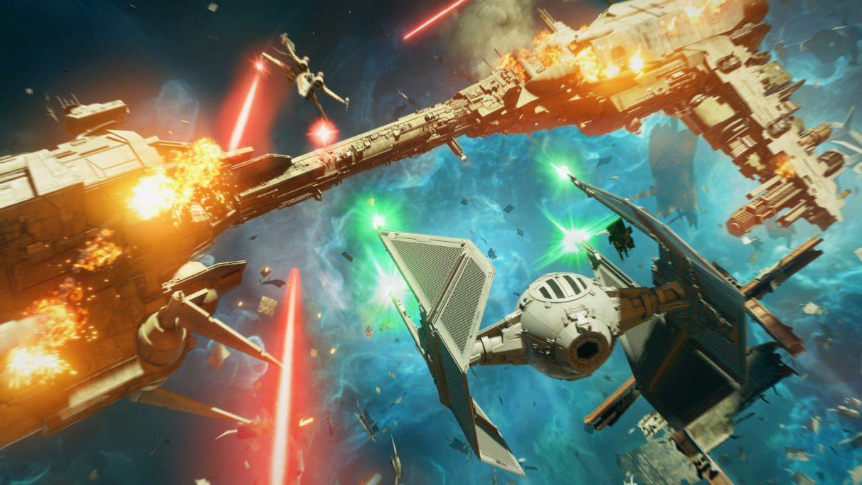 Tutorial de Star Wars: Squadrons Fleet Battles