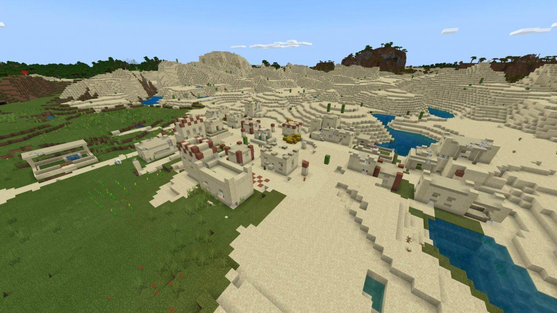 Desierto Zombie Village