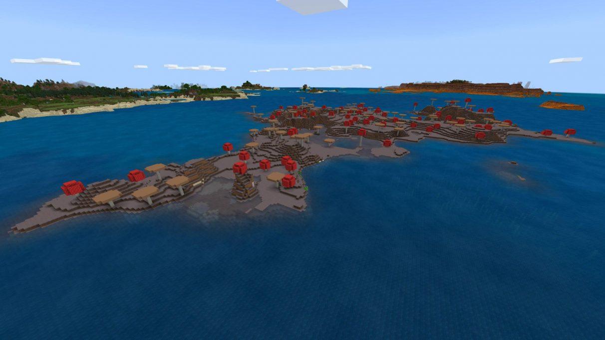 Isla de los hongos