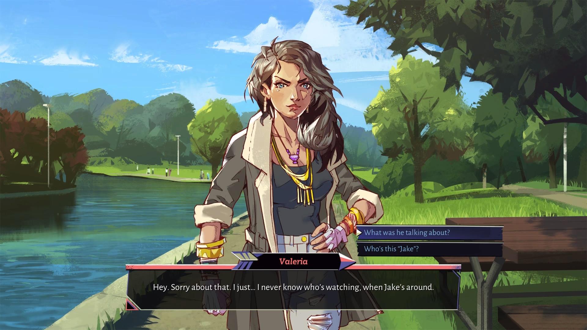 Captura de pantalla de Boyfriend Dungeon.