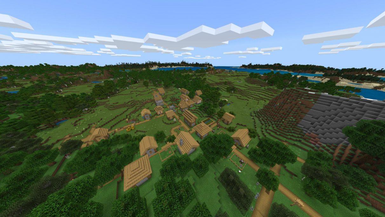 Dos pueblos del bosque