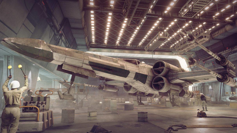 Mejor equipamiento de ala-X en Star Wars: Squadrons