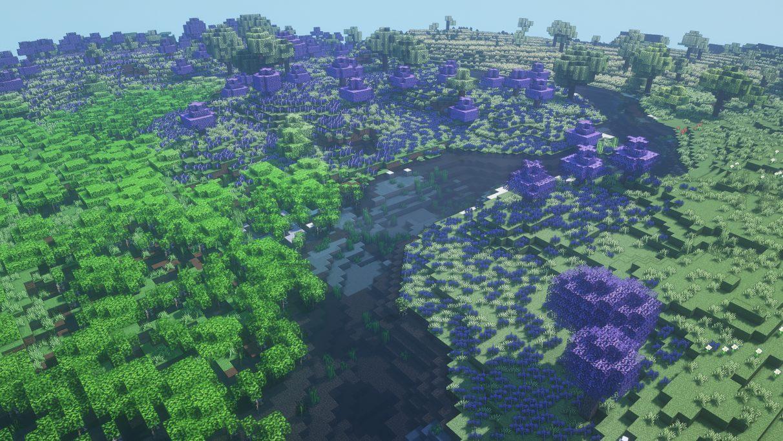 Mods de Minecraft - Biomes O 'Plenty