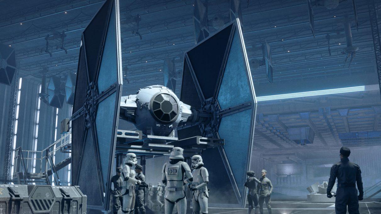 Mejor equipamiento de caza TIE en Star Wars: Squadrons